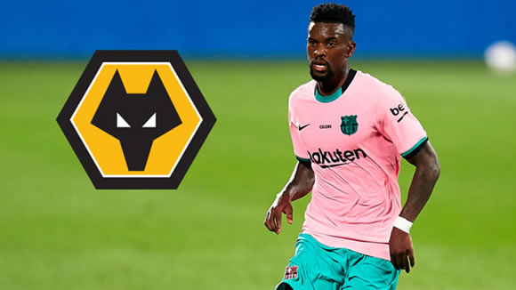 Transfer news and rumours UPDATES: Wolves close in on £30m deal for Barcelona defender Semedo 55goal
