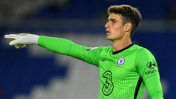Lampard vows to back error-prone Kepa as he confirms Caballero will start next Chelsea match 55goal