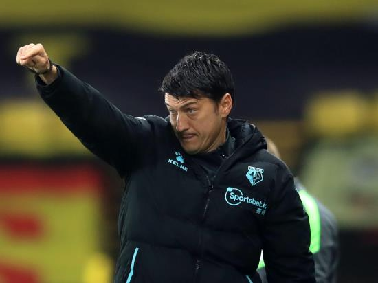 Vladimir Ivic and Dean Holden satisfied with point at Ashton Gate 55goal